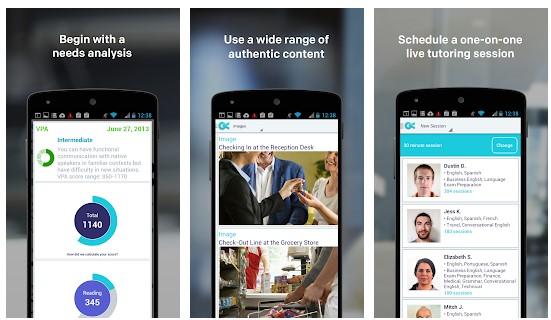 Learn English - Voxy App