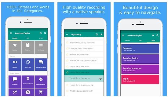Simply Learn American English App
