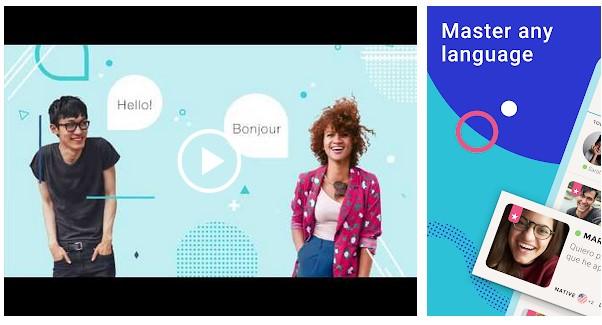Tandem Language Exchange Speak - learn languages App